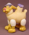Firffels Shamel Vinyl Figure, Sheep & Camel Hybrid, 3 5/8 Inches Tall, Head & Legs Move, 1985