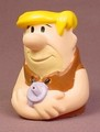 The Flintstones Barney Rubble Water Squirter Figure Toy, 2 5/8 Inches Tall,  Hanna-Barbera