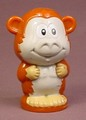 Vtech Replacement Monkey Figure For A Smartville Animal Train Station Play Set
