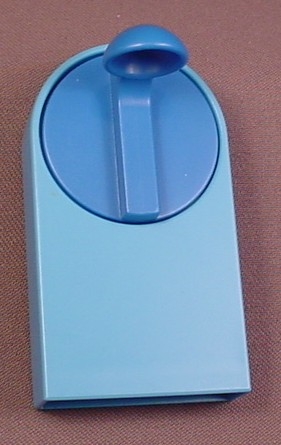 Playmobil 123 Blue Shower Stand, Fits Onto A Shower Base Or Onto Any Base With Squares