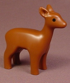 Playmobil 123 Doe Mother Deer Animal Figure, 5058 5497, 60 64 4840