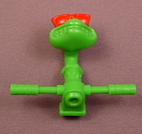 TMNT Sewer Spy Scope Accessory Weapon Accessory For A 1991 Headdroppin' Raph
