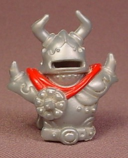 Fisher Price Imaginext Silver & Red Armor Cowl, 78333 Battle Castle, Figure Accessory