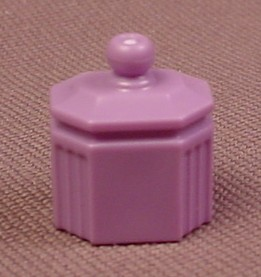 Playmobil Light Purple Victorian Style Canister, 3020 5330 5576, 30 20 4950