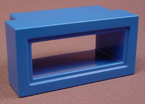 Playmobil Blue Slide In Cupboard For A Wall Unit, 4324 5923 5941, 30 20 1842
