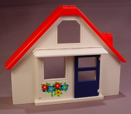 Playmobil 123 Cottage Or House Building, 6802