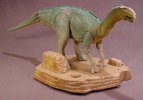 Disney Talking & Moving Aladar Dinosaur Room Guard.  Stands About 8 Inches Tall And 18 Inches Long