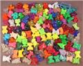 Crazy Bones Lot Of 125 Figures, Monster Bones