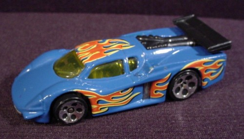 Hot Wheels 1988 Gt Racer From 2001 Hot Wheels 220 Rons