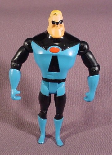 The Incredibles Toys : Disney the incredibles blue costume bob mr incredible