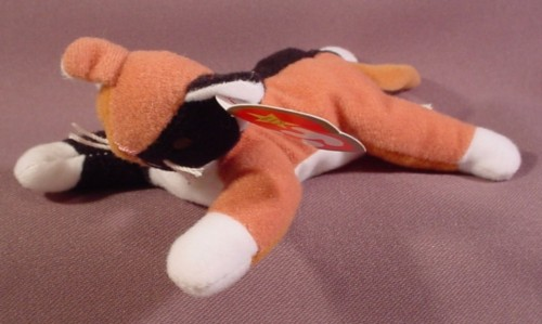 efa6a461b84 Mcdonalds TY Teenie Beanie Babies Chip The Cat