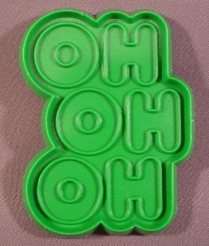 Hallmark Cards Ho Ho Ho Christmas Cookie Cutter 4