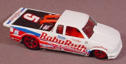 Pro Stock S10 : Hot wheels pro stock chevy s quot baby ruth