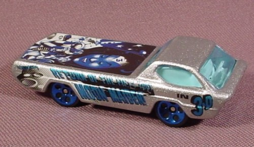 HOT WHEELS DEORA I RETURN OF THE FIFTY FOOT MOON MAIDEN P1699295 on pontiac gto