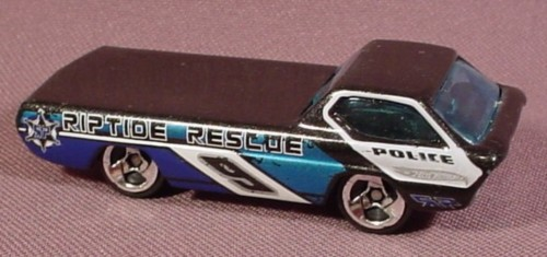 Hot Wheels Deora 1 Riptide Rescue Rons Rescued Treasures