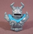 Fisher Price Imaginext Silver & Blue Armor Cowl With Blue Cape, 78333 Battle Castle