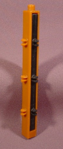Fisher Price Imaginext Brown Connector Post, Full Height