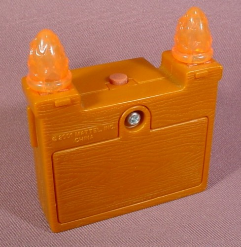 Fisher Price Imaginext Brown Light & Sound Box With Flashing Lights, 78333 Battle Castle