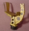 Fisher Price Imaginext Gold Mechanical Seat With Bracket For Telescope, 78331