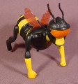 Mcdonalds 2007 Bee Movie Pollen Jock Jackson Figure Toy, Wind Him Up & He Vibrates