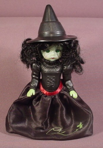 """Wicked Witch Of The West The Wizard Of Oz 5/"""" Doll"""
