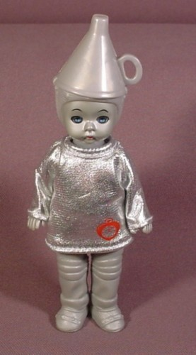 Madame Alexander The Wizard Of Oz Tin Man Doll, 5 1/2 Inches Tall, 2008 McDonalds