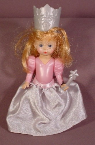 Madame Alexander Doll Glenda The Good Witch, Wizard Of Oz, 5 3/4 Inches Tall, 2008 McDonalds