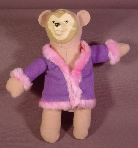Mcdonalds 2002 Walt Disney World Country Bears Trixie St. Claire Plush Doll Figure