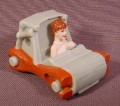 Flintstones Wilma In Car Toy, 2