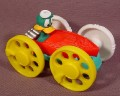 Looney Tunes Flip Car With Bas Bunny In A Boat On One Side And Duck