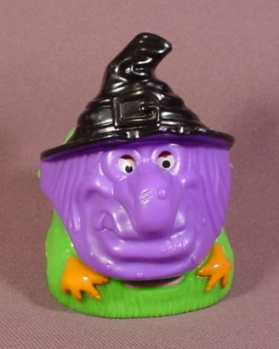 Mcdonalds 1998 Haunted Halloween I Am Hungry Candy Dispenser