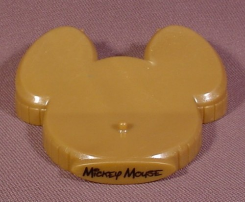 Mcdonalds 2005 Disney Parks & Resorts 50Th Base Stand For Mickey Mouse Figure