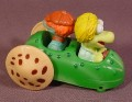 Mcdonalds 1988 Fraggle Rock Wemby & Boober In Pickle Car, 3