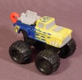 Mcdonalds 1993 1994 Attack Pack Slaughter Jaws Vehicle Toy, 2 3/4