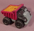 McDonalds 1994 1995 Attack Pack Truck Vehicle Toy, 2 5/8