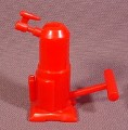 Red Mechanic's Garage Tire Changer Toy, 2