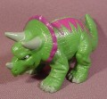 Go Diego PVC Dinosaur Figure From Triceratops Rock Playset, 2 1/8