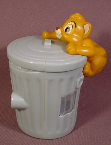 Disney Oliver & Company Sneak & Peak Toy, 3 3/4 Inches Tall, Viewer With 8 Different Scenes