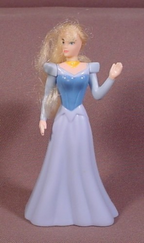 "Disney Sleeping Beauty Figure, 4"" Tall, 1996 Mcdonalds Disney Masterpiece"