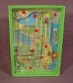 Curious George Ball Maze Puzzle, 4 1/4