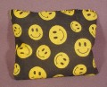 Smiley Face Beanbag Toy, 4 1/2