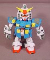 Gundam Sd Captain Gundam Action Figure, 5