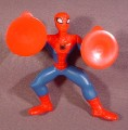 McDonalds Spider-Man Figure With Suction Cups, 5