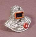 Fireproof Helmet Accessory For Fireman Action Figure, 2000 Chap Mei, Fire Squad