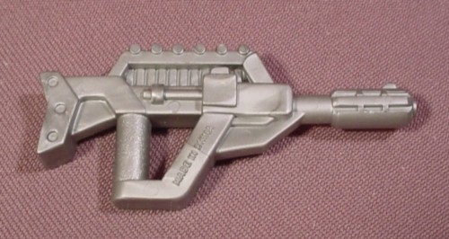 power rangers rifle weapon accessory for atomic rangers warrior pink
