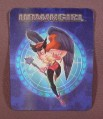 Holographic Hologram Card Accessory For Hawkgirl Action Figure, 2003 Mattel