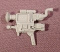 Jurassic Park Light Gray Pistol Weapon Accessory For Nick Van Owen Action Figure, 1990