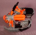 X-Men Transforming Tri Blaster Weapon Accessory For Colossus Action Figure, 1998