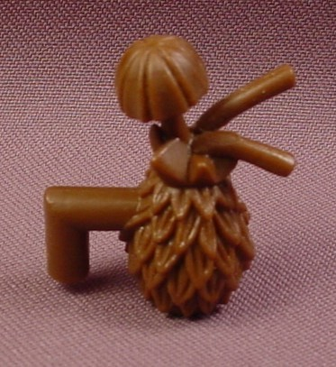 Disney Tale Spin Pineapple Drink Accessory For Louie Action Figure, 1991 Playmates