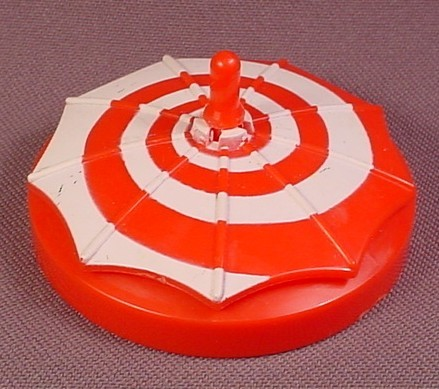 Batman Hypno Spin Umbrella Top Accessory For The Penguin Action Figure, 1992 Kenner